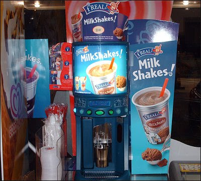 freal shake machine