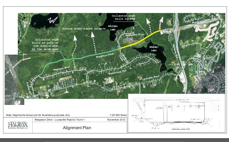 Margeson Drive HRM Project Plans! Middle #Sackville To # ...What Happens In Vegas Google Docs